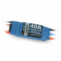 Brushless motor driver (BLDC) Redox 40A