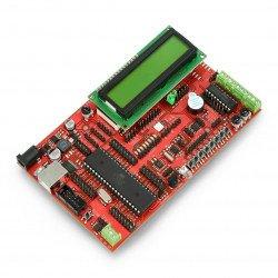 EvB 5.1 with microprocessor ATMega32
