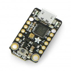 Adafruit Trinket M0 Microcontroller - CircuitPython and Arduino IDE