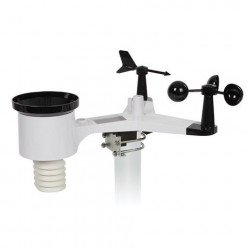 WiFi weather station with display - Velleman WC224