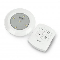 LED lamp ML9000B under-cover lamp with touch switch and remote control