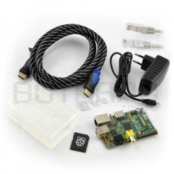 A kit Raspberry Pi model B...