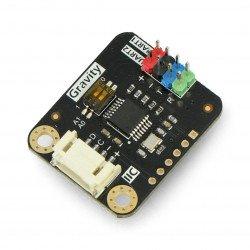 Gravity - I2C converter - 2x UART - DFRobot DFR0627