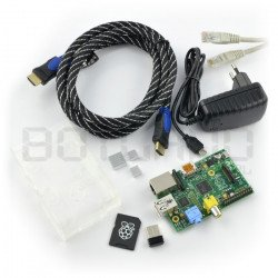 Raspberry Pi model B kit - WiFi
