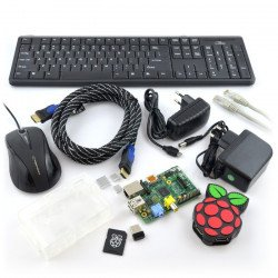 Raspberry Pi model B kit - WiFi Extended