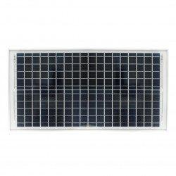 30W / 12V 680x353x28mm solar cell - MWG-30