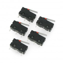 Switch limit switch mini WK601