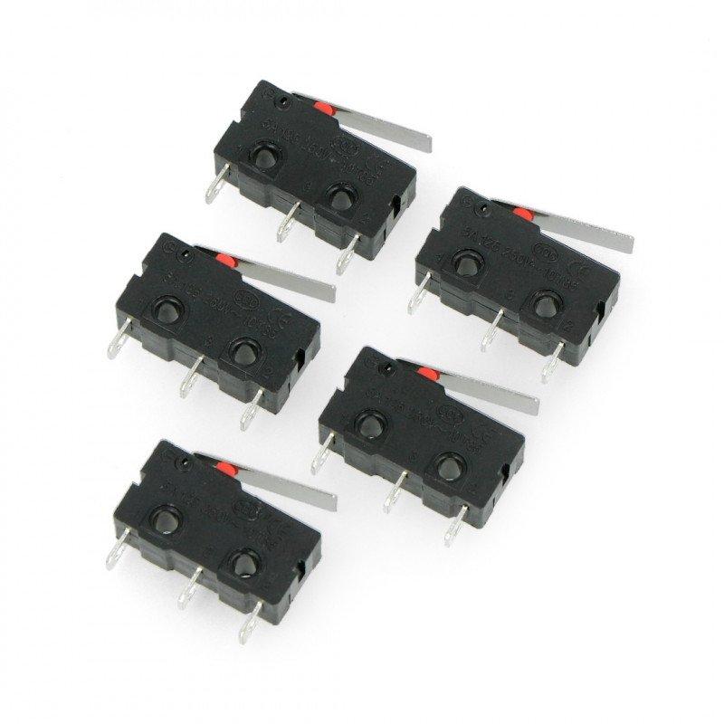 Switch limit switch mini WK601