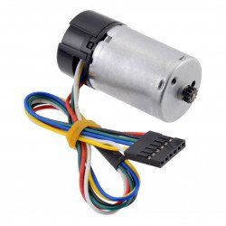 Motor with CPR 48 encoder for motors with 25D mm gearbox