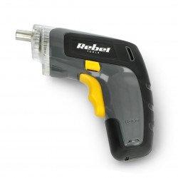 3.6V 1300mA cordless screwdriver set