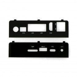 Panels for Odyssey X86J4105 for re_case housing - Seeedstudio 110991413