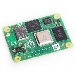 Raspberry Pi CM4 Compute Module 4 - 1GB RAM + 16GB eMMC + WiFi