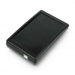PAC-DUB RFID desk reader - 125kHz - black