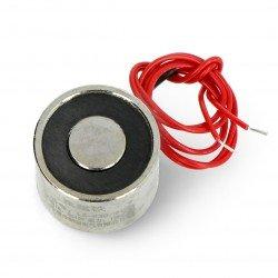 Electromagnet holding 12V...
