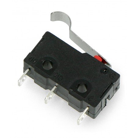 Limit switch mini with lever - WK621 - 5 pcs.