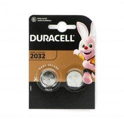 Lithium battery Duracell CR2032 3V
