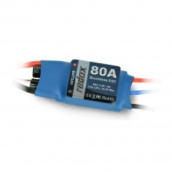 Brushless motor controller (BLDC) Redox 80A