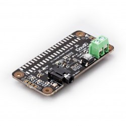 IQaudIO Codec Zero - sound card for Raspberry Pi 4B/3B+/3B