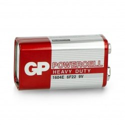GP Powercell 6F22 9V battery