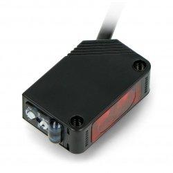 NPN E3Z-R61 12-24V IP67 - 4m photoelectric sensor - cable