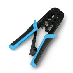 Crimping tool for RJ45, RJ12, RJ11 - Lanberg NT-0201