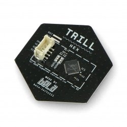 Capacitive touch sensor...