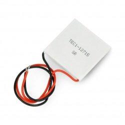Peltier Cell TEC1-12715 12V...
