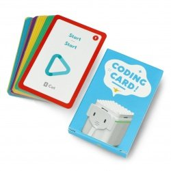 Genibot - Cards for coding...