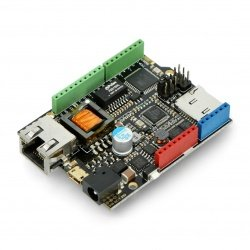 DFRobot module W5500 Ethernet + PoE - compatible with Arduino