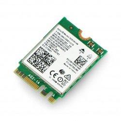 WiFi network card Intel 8265AC - for Nvidia Jetson Nano