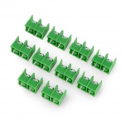 Barrier strip for PCBs,...