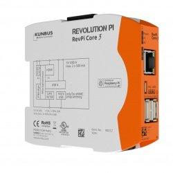 Revolution Pi RevPi Core 3 4GB eMMC - PLC module