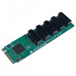 PCIe 3.0x2 M.2 NGFF Key B...