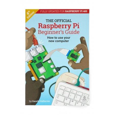 StarterKit with Raspberry Pi 400 US WiFi 4GB RAM 1,8GHz +