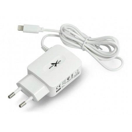 Power supply eXtreme NTC31IU USB + Lightning 3,1A