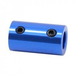 Rigid coupling aluminum 5x8mm