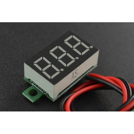 Voltage monitoring module - for intelligent robots - DFRobot