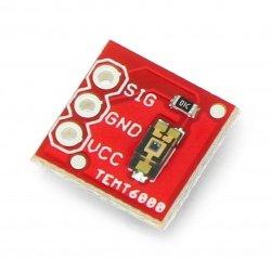 TEMT6000 - analog light...