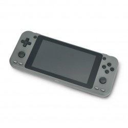 Odroid Go Super - Portable Game Console - Dim Gray