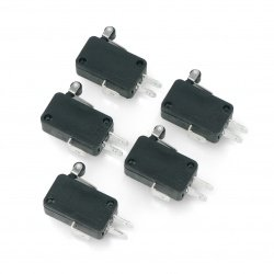 Limit switch with roller -...