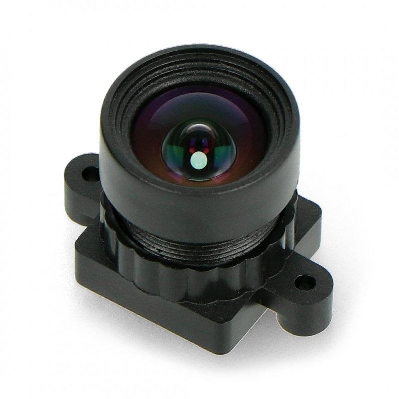 M40210M09S M12 Low Distortion Lens - For ArduCam Cameras -