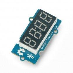Grove - Module 4x 7-segment display - digital interface