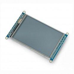Touch screen Adafruit LCD display 3,5'' 320x480px + microSD