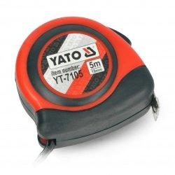 Measuring tape Yato Yato YT-7105 - 5m
