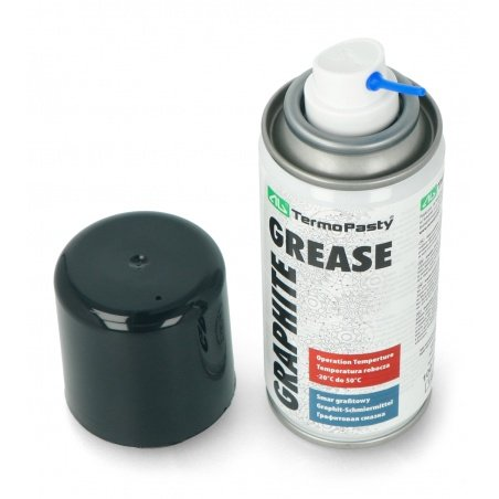 Graphite grease - spray 20ml