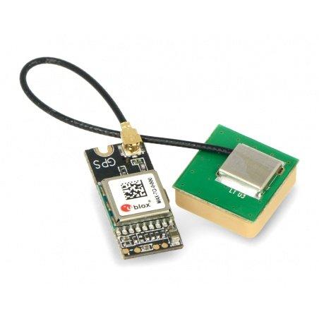 GNSS MAX-7Q locating module - WisBlock Sensor extension - Rak