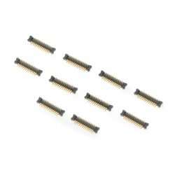 WisConnector - strip/socket - 24-pin male - accessories for the