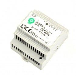 Power supply DIN60W12 DIN - 12V / 5A / 60W