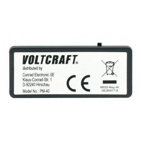 Measuring adapter Voltcraft PM-40