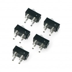 Limit switch mini WK212 - 5pcs.